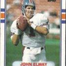 JOHN ELWAY 1989 Topps #241.  BRONCOS