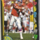 JOHN ELWAY 1991 Wild Card #4.  BRONCOS