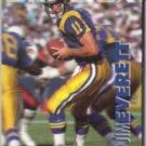 JIM EVERETT 1993 Skybox #165.  RAMS