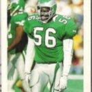 BYRON EVANS 1992 Bowman #383.  EAGLES