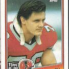 BILL FRALIC 1988 Topps #388.  FALCONS