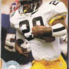 BARRY FOSTER 1991 Pro Set Platinum #258.  STEELERS