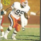 MOE GARDNER 1991 Fleer Ultra Draft #284.  FALCONS