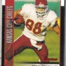 TONY GONZALEZ 2002 Bowman #23.  CHIEFS