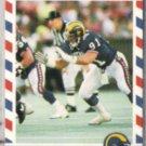 KEVIN GREENE 1990 Asher Stars/Stripes #77.  RAMS