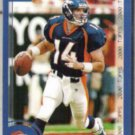 BRIAN GRIESE 2000 Topps #255.  BRONCOS