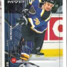 PAVOL DEMITRA 1998 UD MVP #185.  BLUES