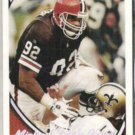 MICHAEL DEAN PERRY 1994 Topps Special Effect Ins. BROWNS