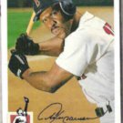 ANDRE DAWSON 1994 UD CC Silver Signature Insert #412.  RED SOX