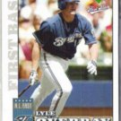 LYLE OVERBAY 2006 Upper Deck First Pitch #108.  BREWERS