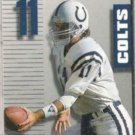 JEFF GEORGE 1992 Prime Time #104.  COLTS