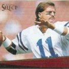 JEFF GEORGE 1993 Score Select #115.  COLTS