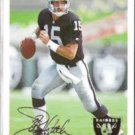 JEFF HOSTETLER 1994 Fleer #234.  RAIDERS