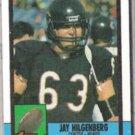JAY HILGENBERG 1990 Topps #378.  BEARS