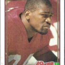 CHARLES HALEY 1991 Topps #78.  49ers