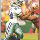CHARLES HALEY 1993 Stadium Club #152.  COWBOYS