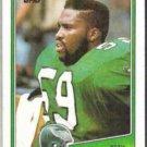 SETH JOYNER 1988 Topps #245.  EAGLES