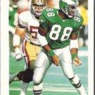 KEITH JACKSON 1992 Bowman #191.  EAGLES