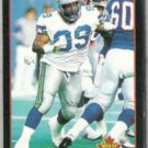 CORTEZ KENNEDY 1993 Pinnacle Men of Autumn Ins. #26.  SEAHAWKS