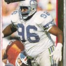CORTEZ KENNEDY 1992 Action Packed #254.  SEAHAWKS