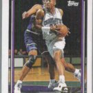 ALONZO MOURNING 1992 Topps Draft GOLD Ins #393.  HORNETS