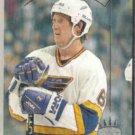 PHIL HOUSLEY 1993 Upper Deck SP #136.  BLUES