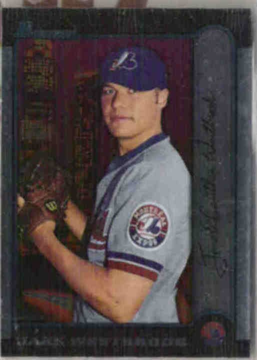 JAKE WESTBROOK 1999 Bowman #112.  EXPOS