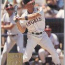 CHAD CURTIS 1994 Donruss SE GOLD Insert #11.  ANGELS