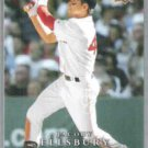 JACOBY ELLSBURY 2008 Upper Deck Update #320.  RED SOX