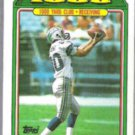 STEVE LARGENT 1988 Topps 1000 Yd. Club Ins. #14.  SEAHAWKS