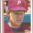 KEITH MORELAND 1982 Topps #384.  PHILLIES