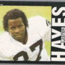 LESTER HAYES 1985 Topps #289.  RAIDERS