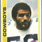 HOLLYWOOD HENDERSON 1978 Topps #213.  COWBOYS