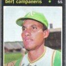 BERT CAMPANERIS 1971 Topps #440.  A's
