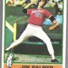 JIM PALMER 1976 Topps #450.  ORIOLES
