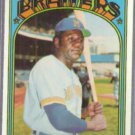 JOHNNY BRIGGS 1972 Topps #197,  BREWERS