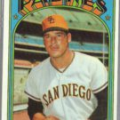 ED ACOSTA 1972 Topps #123,  BREWERS