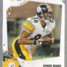 HINES WARD  2010 Score #229 - STEELERS