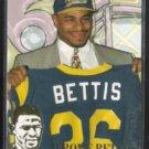 JEROME BETTIS 1994 Fleer ROY Insert #2.  RAMS