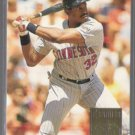 DAVE WINFIELD 1994 Donruss SE GOLD Insert #56.  TWINS