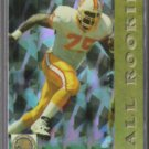 ERIC CURRY 1993 Pro Set All Rookie Prism Insert #17 - BUCS