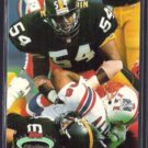 HARDY NICKERSON 1992 Stadium Club #499.  STEELERS