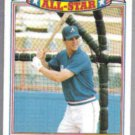 DALE MURPHY 1986 Topps AS Glossy #18 of 22.  BRAVES
