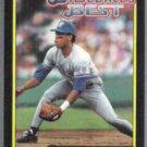 ROBERTO ALOMAR 1992 Topps McD's Best GOLD #4 of 44.  JAYS
