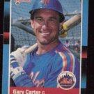 GARY CARTER 1988 Donruss #199.  METS