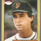 BOB MELVIN 1987 Topps #549.  GIANTS