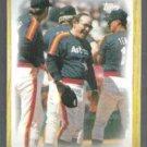 YOGI BERRA 1987 Topps #531.  ASTROS