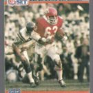 WILLIE LANIER 1990 Pro Set All Time Team #91.  CHIEFS