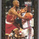 SAM CASSELL 1995 Hoops Gold Mine #436.  ROCKETS
