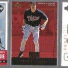 COREY KOSKIE (3) Card Lot (1999 - 2001)  TWINS